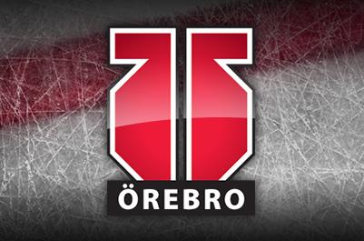 Vi stödjer Örebro Ishockey